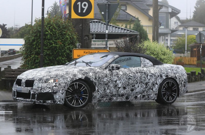 BMW's M8 Will Have Over 600 HP On Tap To Beat The Competition Into Submission