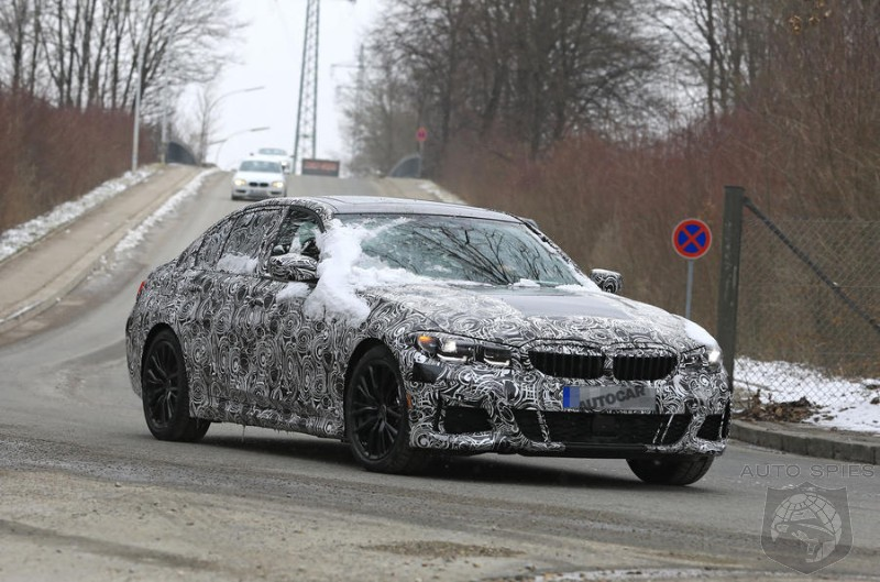 BMW's New 3 Series Will Have Multiple M Performance Versions