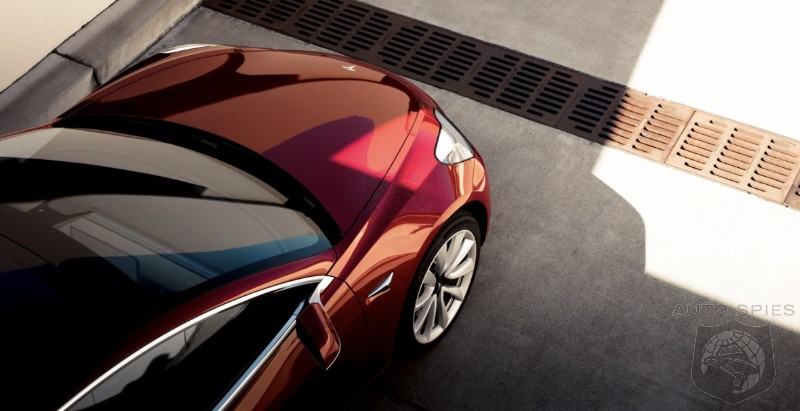 Tesla Still Claims That A $35,000 Model 3 Is In The Pipeline