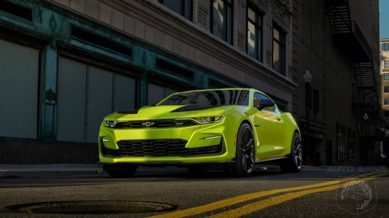 GM May Not Have Much To Show At SEMA This Year