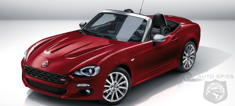 Steal Of A Deal Fiat s More Powerful 124 Spider Undercuts The Miata In Price