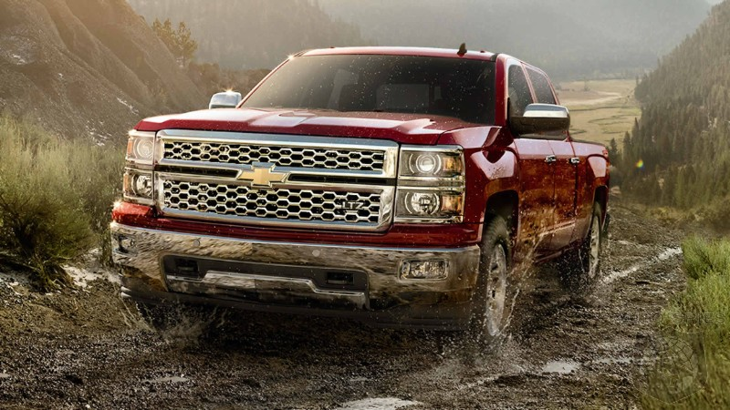 GM Recalls 370,000 Truck Of The Year Pickups For Fire Risk