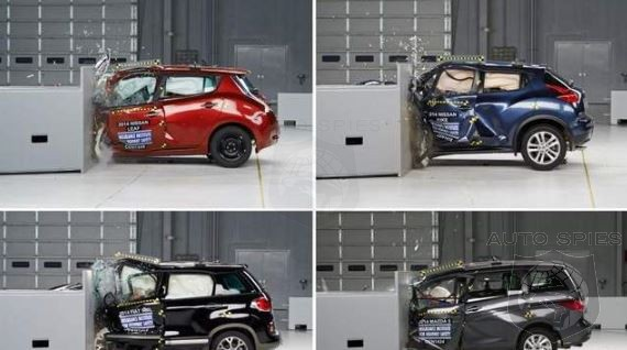MINI Countryman Comes Out On Top In Latest Round Of Small Car Crash Testing