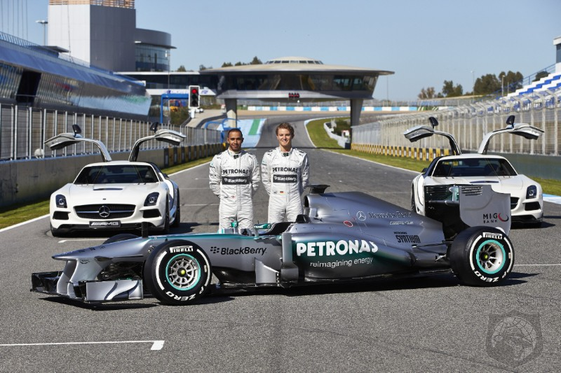 Formula 1 Preparing To Neuter Mercedes In Effort To End Dominance