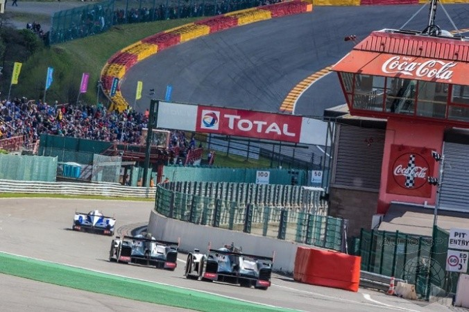 Toyota Hybrids Win Second Endurance Race In A Row - Has Audi's Death Grip On The Series Been Broken?