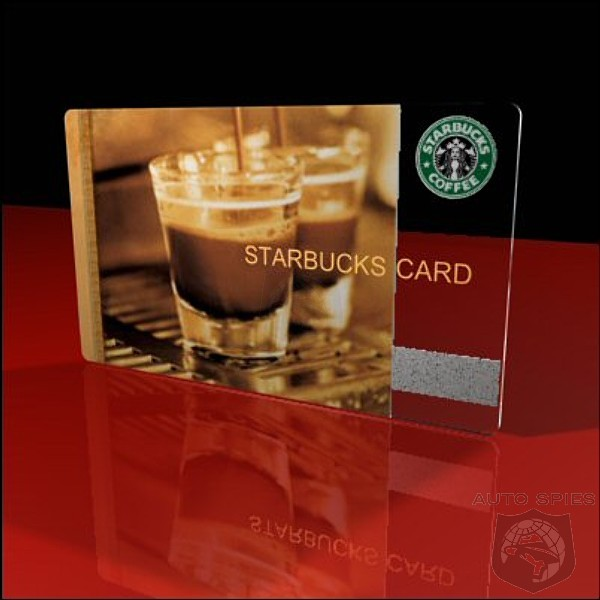 Gm begins tossing 25 gift cards to owners to have for Who are the owners of starbucks