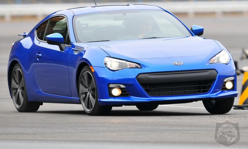 More Fun Than A Barrel Full Of Monkeys: BRZ Proves To Be Every Bit As Enticing The Exige Or 911 GT3