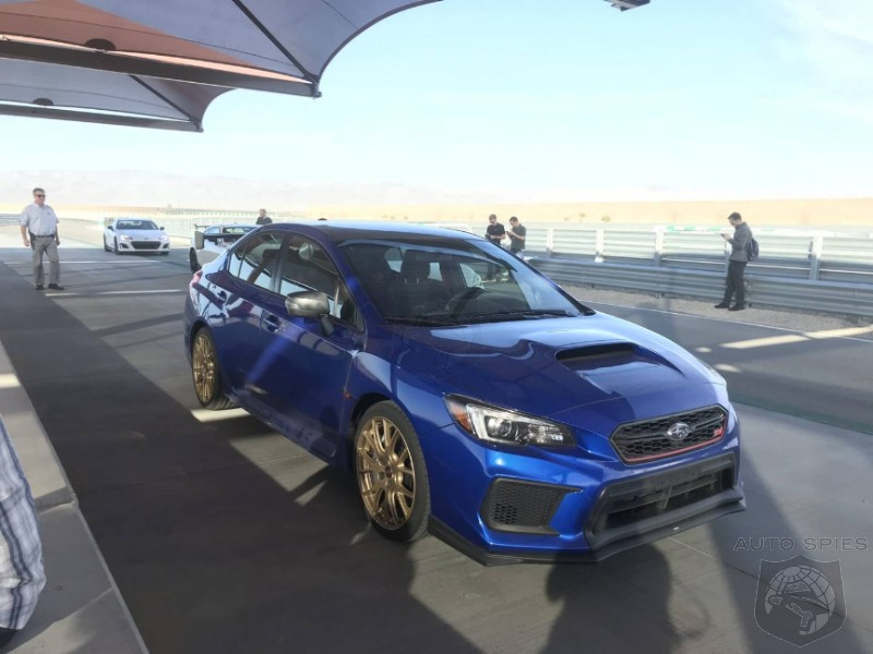 Too Expensive? Would You Consider Shelling Out $50k On The Hardcore Subaru WRX STI RA?