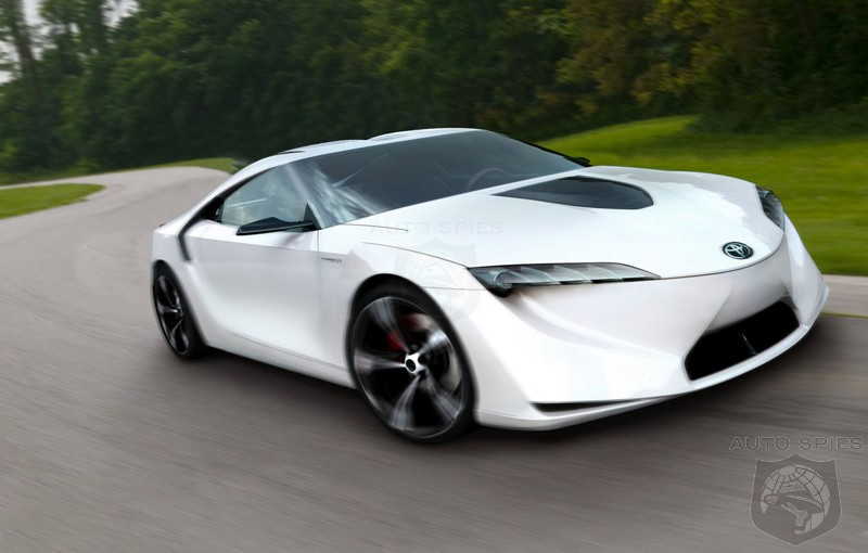 Rumor Mill:  Toyota's Upcoming Supra May Be A Tesla Inspired Electric