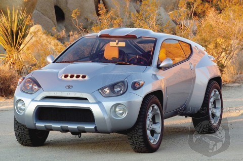 Toyota To Resurrect RSC Concept To Counter The Nissan Juke