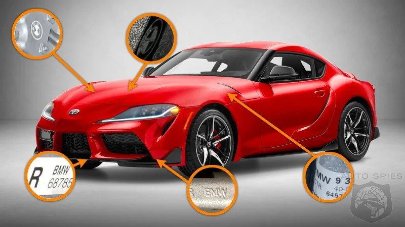 Just How Much Toyota DNA Is Really In That New Supra You Want?