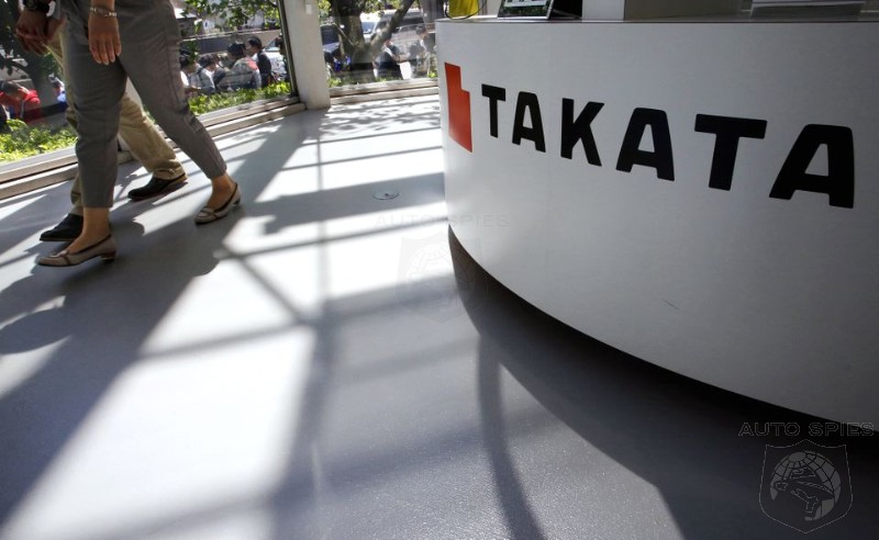 Takata To Go Belly Up As Early As Next Week