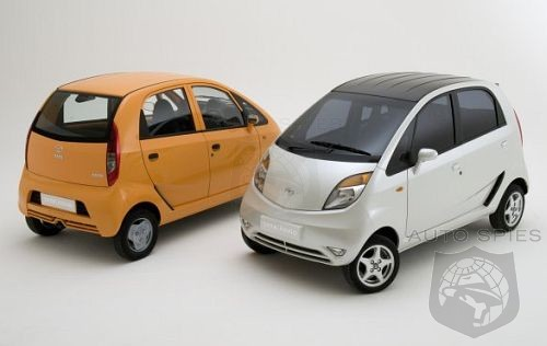 Tata Plans To Bring Nano To US Market In Three Years - Should ANYONE Worry?