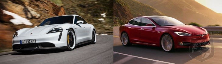 Musk Sending Model S To Nurburgring To Unseat Taycan Track Record