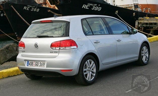 German Version Of The 9th Circuit Court? VW Ordered To Refund ENTIRE Purchase Price Of A Six Year Old TDI Vehicle