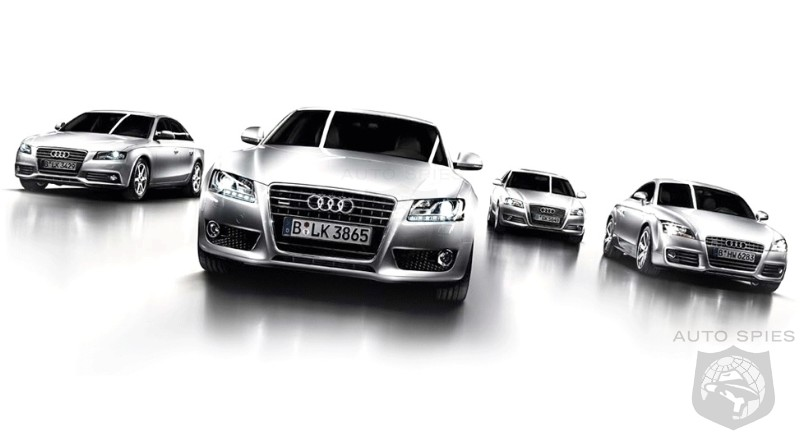 Buyers Earning $150K Or More Rank Audi Number One In 2013 Luxury Customer Experience Index