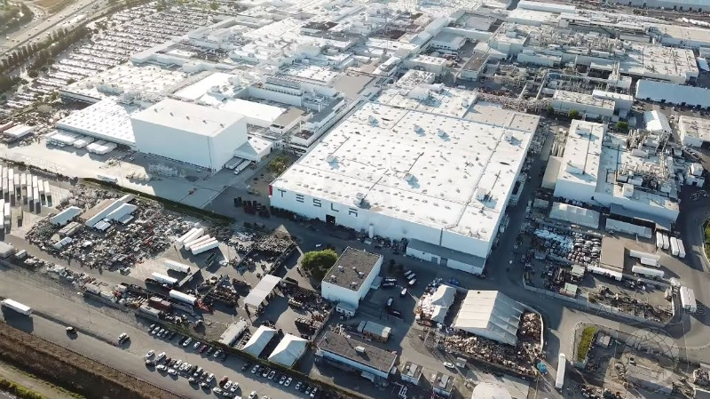California Sheriff Cripples Tesla Factory - Overrules Essential Status Declaration Given By County