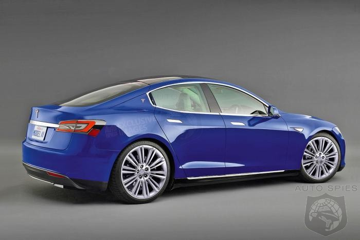 Tesla Plans To Take Down BMW 3-Series With New Model 3 - Do They Even Have A Chance?