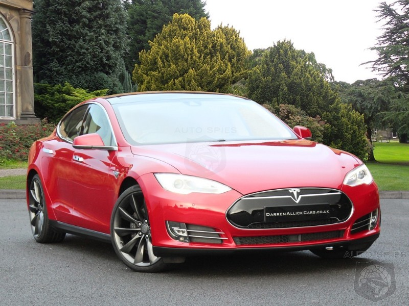 UK Magazine Ranks Tesla Model S Near The Top In Reliability