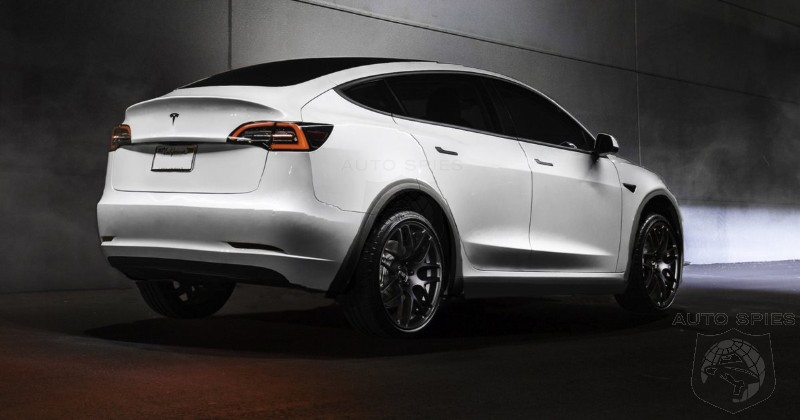 If Telsa's Model Y looks Like THIS, Will There Be A Line Of Takers Like The Model 3?