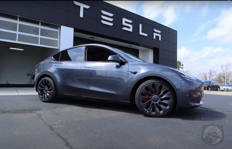 Tesla Launches 2K Acceleration Boost For Model Y Owners