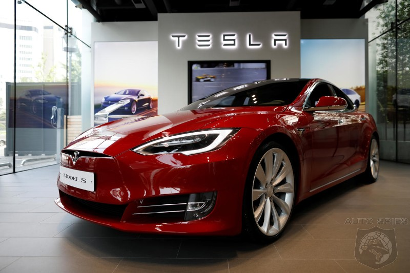 #NAIAS: Tesla Snubs Detroit For Third Year In A Row Citing Ban On Direct Sales