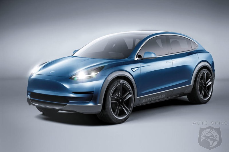 Is There A Model Y In Your Future? Tesla Already Looking Ahead Of The Model 3 Success