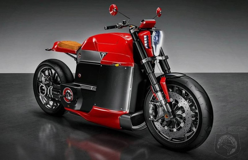 Musk Says No, But Shouldn't Tesla At Least Be Interested In An EV Motorcycle?