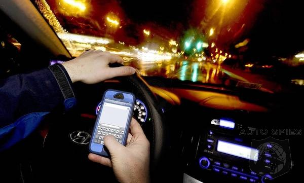 Wait, What? New App Lets You Report Others Texting And Driving While You Are Driving