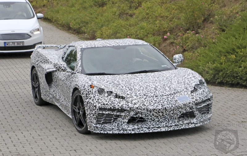 RUMOR MILL: 2020 C8 Mid-Engine Corvette May Come With Eye Watering Six Digit Price Tag