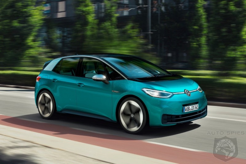 Volkswagen To Delay ID.3 EV Launch Due To Serious Software Issues