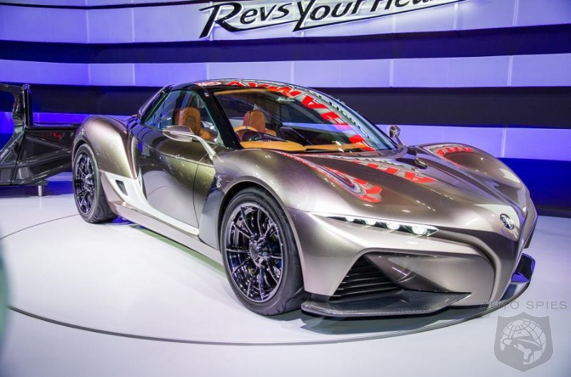 Yamaha Readies New Prototype Of 2 Seat Sports Car For Tokyo