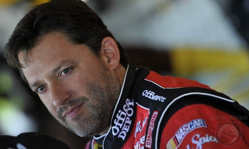 Tony Stewart Could Be Charged With