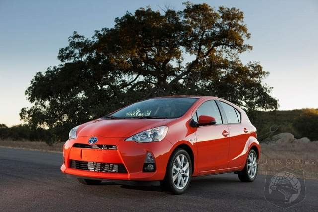 Too Dorky To Steal? NICB Reports Prius Has One Of Lowest Theft Rates