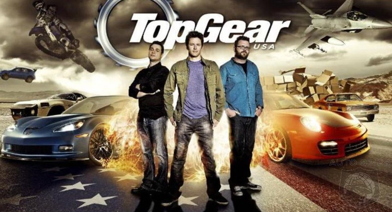 Former Top Gear USA Cast Returning With A New Show On History ...