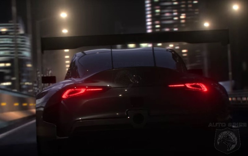 stud or dud? did toyota uncloak the new supra in this new