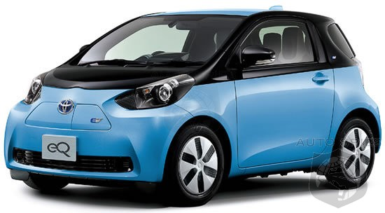 Toyota Abandons EV Version Of iQ Minicar