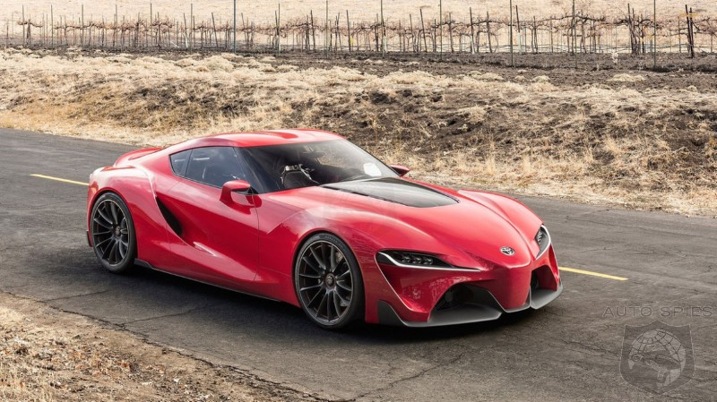 They STILL Don't Get It: New Supra May Only Come With 335 HP And An Automatic Transmission