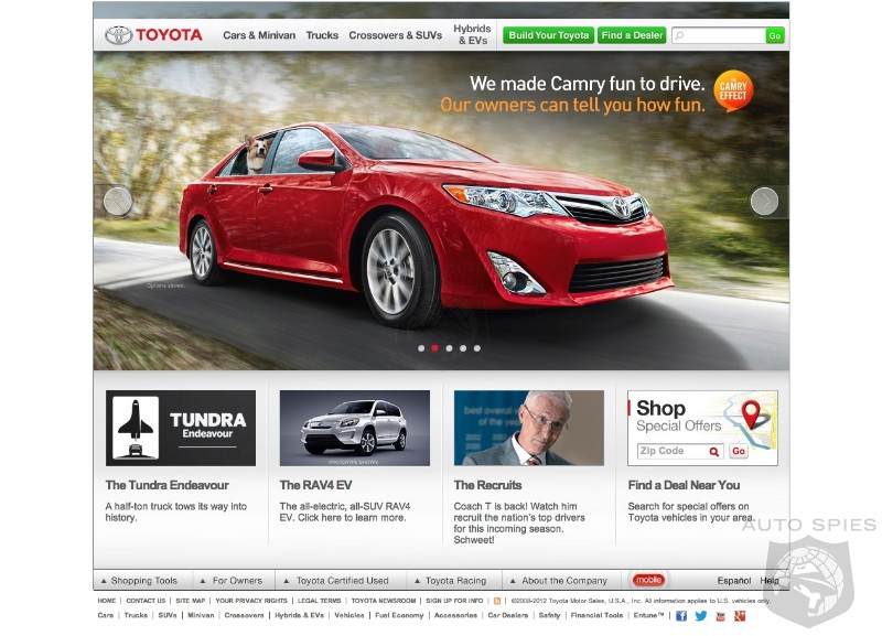 Direct Sales? Toyota Adopting Scion Plan For Online Sales