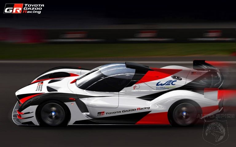 Performance Is Back! Toyota Previews New Le Mans Based Hypercar