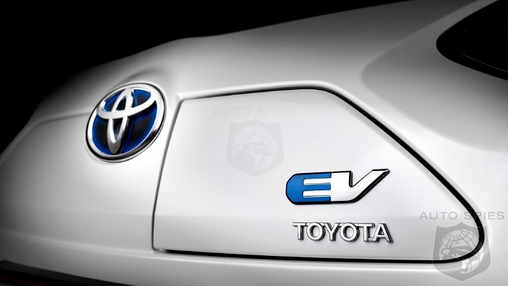 Toyota Hopes To Eliminate Gasoline Powered Cars By 2050