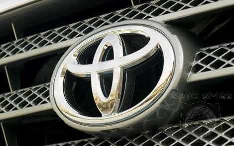 Toyota On The Verge Becoming Number One Global Automaker By Month End