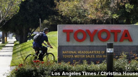 Plano Expected To Reap $7.2 Billion With $46 Million Dollar Investment In Toyota HQ