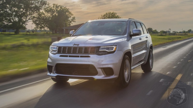 Holy Moly! Hennessey Jeep Trackhawk Rips 0-60 In Just 2.3 Seconds - Sub 10 Second Quarter Mile