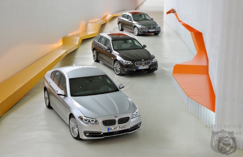 Did BMW Perfect The Ultimate Luxury Trifecta With The 2014 5 Series Facelift