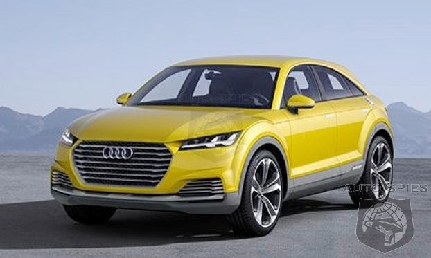Could A TTQ Crossover Be A Reality Audi Confirms 3rd Body Style For Next Gen TT
