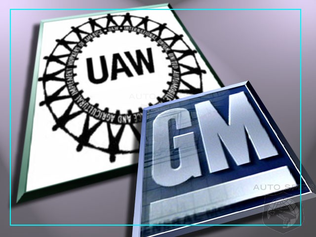 OUCH! Paper Claims Taxpayer Losses Are Due General Motors Subsidizing Union Compensation