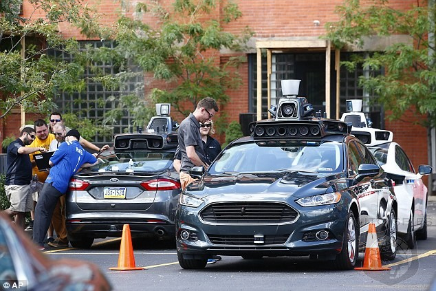 Uber Abandons California After Self Driving Car Operation Is Outlawed  - Moves To Arizona