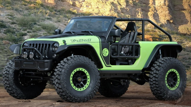 Jeep Boss: Hellcat Powered Wrangler Or Gladiator Is Out Of The Question