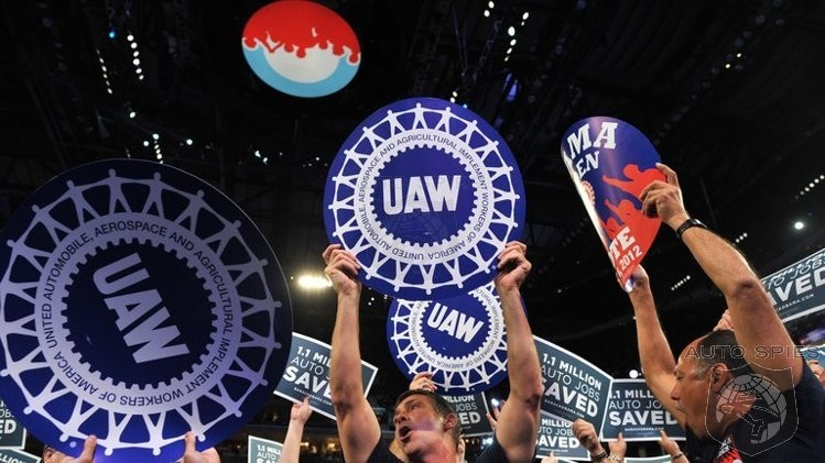 UAW Makes Huge Gains: Claims Majority Of VW Workers In Favor Of German Style Works Council